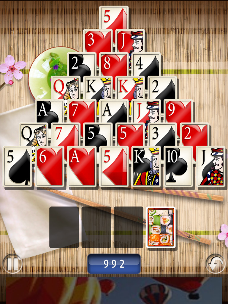 Android blackjack game